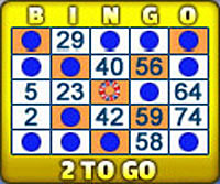 jackpot cafe 75 ball bingo card