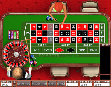 jackpot cafe roulette online casino game
